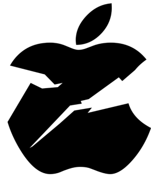 apple-logo-broken
